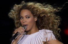 Beyoncé reacts to Irish tweets about her gigs at the weekend*
