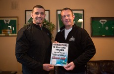Alan Quinlan gets behind fundraising bungee jump for late Donal Walsh