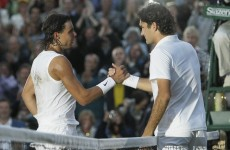 Nadal could meet Federer in Wimbledon 1/4 finals, which is just a bit wrong