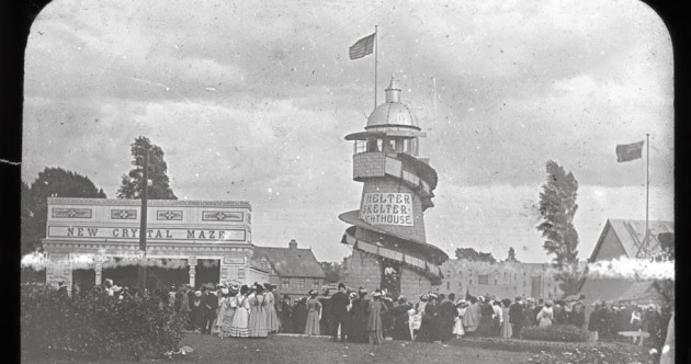 Helter Skelter, Crystal Maze and Chivers jam: the 1907 Irish International Exhibition