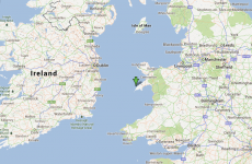 There was another earthquake in the Irish Sea last night