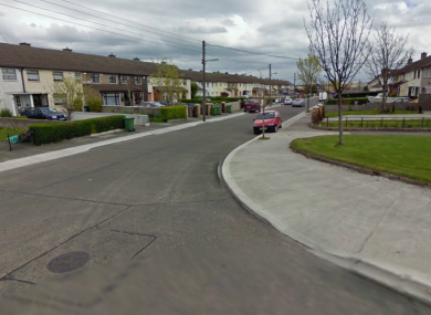 Ferrycarrig Road in Coolock (File photo)