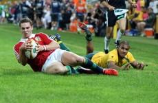 As it happened: Lions v Australia, 2013 Tour