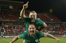 McFadden ends season on hat-trick high as Ireland chisel out win in Canada