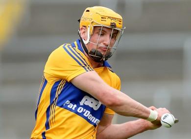 Clare hurler John Conlon