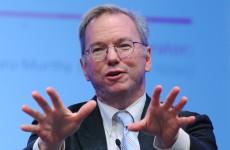 Google boss defends Ireland's corporate tax rate