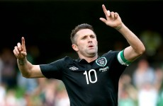 16 players who would feature on a Leinster soccer team
