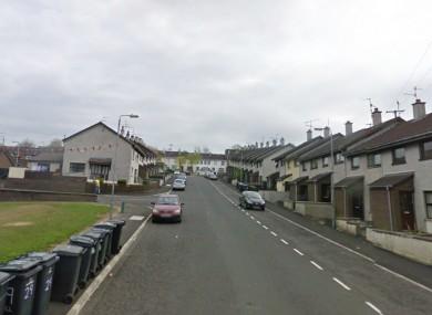 File image of Springfield Park, Strabane