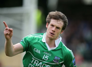 Tomás Corrigan has enjoyed a productive start for Femanagh.