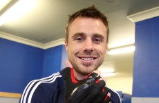 'It feels good' — Tommy Bowe on the hurling glove helping him line out for the Lions