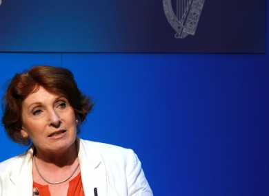 Junior health minister and Labour TD Kathleen Lynch