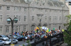 200 hand letter to gardaí demanding Anglo charges
