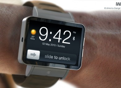 What the iWatch could look like