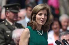 Obama nominates Caroline Kennedy as US ambassador to Japan