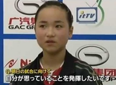 12-year-old table tennis prodigy sets sights on Olympics · The42