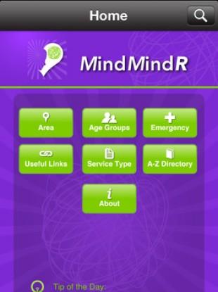 MindMindR homepage