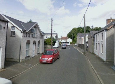 File photo of Pottinger Street