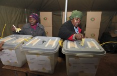 Photos: Zimbabwe goes to the polls amid fears of vote-rigging
