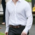 Ireland and Leinster's Brian O'Driscoll.<span class=