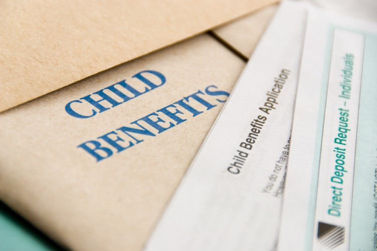 Child Benefit Form Roi