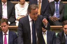 Shock result as David Cameron loses vote on Syria intervention