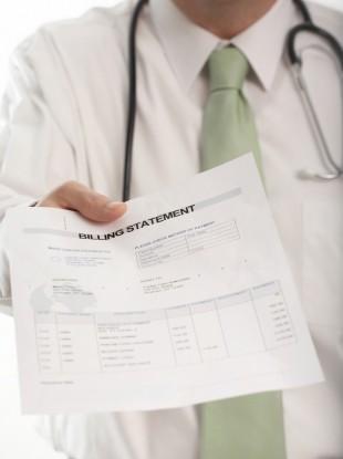 Doctor's bill