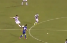 Here's the halfway Golazo Andrea Lazzari struck for Udinese last night