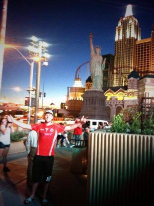 'Las Vegas Baby!'