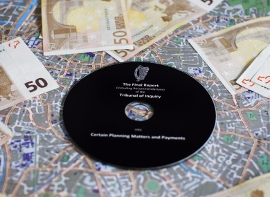The final Mahon Tribunal report was published last week.