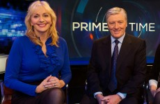 Miriam on replacing Pat Kenny: 'I haven't actually thought about it'