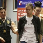 McCollum Connolly and Reid in court on Wednesday. (AP Photo/Martin Mejia)<span class=