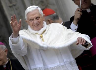 Benedict XVI, Joseph Alois Ratzinger.