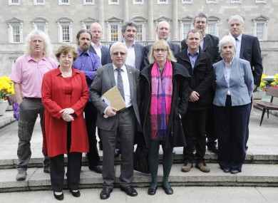 The Dáil Technical Group