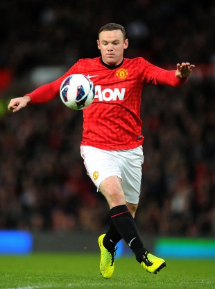 Wayne Rooney (file photo).