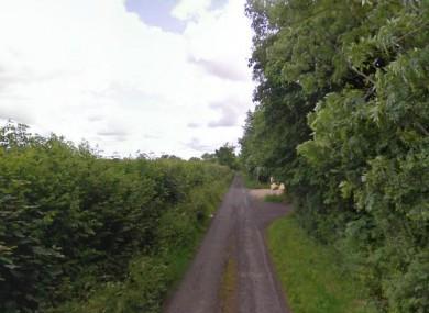 Tubber Lane Road, Lucan