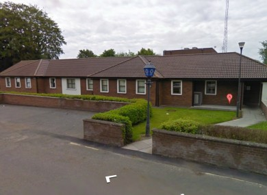 File image of Athy Garda Station, Co Kildare where the money has been reported missing.