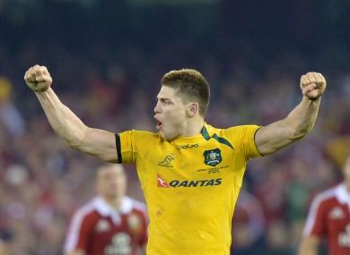 Aussie coach Ewan McKenize will be disappointed with JOC's latest gaffe.