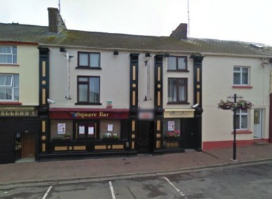 The Square Bar in Bailieborough (File photo)