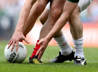 Despite the All-Ireland hurling final, there was still some GAA Club Championship action around the country today.