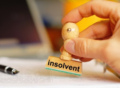 Insolvency Stamp