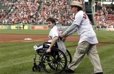 Survivor of Boston Marathon bombing to write a book