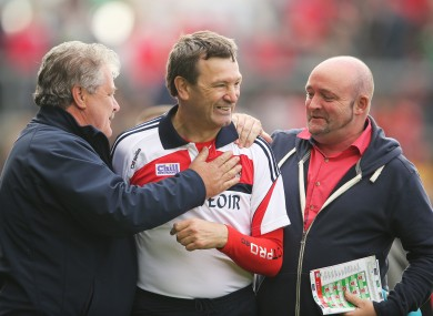 Will Jimmy Barry-Murphy be smiling again this afternoon?
