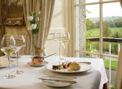 The Lady Helen restaurant in Kilkenny.