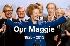 """""""Our Maggie"""": Tories open party conference with glowing video tribute"""
