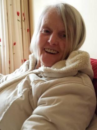 Missing woman Margaret (Peggy) Mangan.