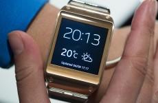 After much speculation, Samsung finally unveils smartwatch