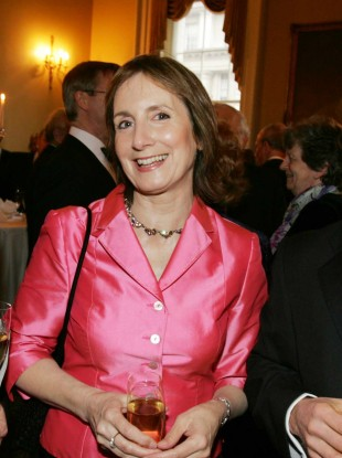 Susan Fitzgerald who died this morning pictured in 2005.