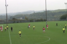 VIDEO: Barnsley U18′s match Arsenal with a fantastic team golazo