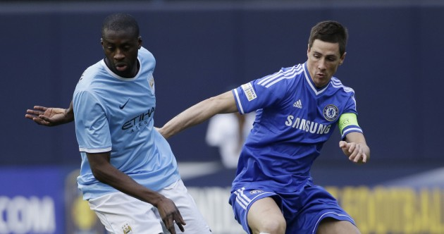 As it happened: Chelsea v Manchester City, Barclay's Premier League