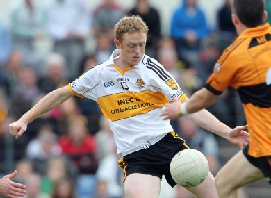 Colm Cooper will be in action for Dr Crokes in this year's Kerry county final.